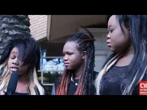 African-Australian teen-aged girls talk about their experien