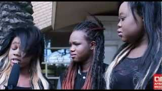 African-Australian teen-aged girls talk about their experience in Melbourne