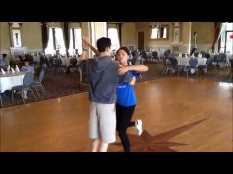 A Thousand Years Waltz Routine