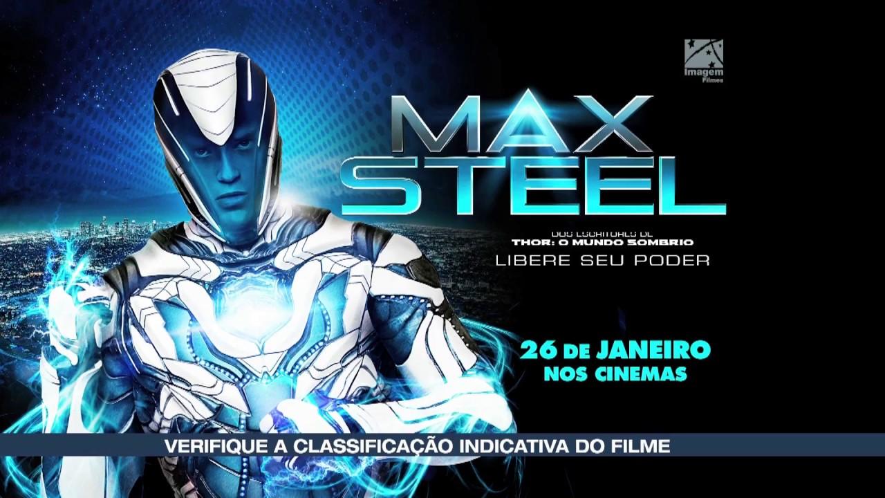 Max Steel Spot 26 De Janeiro Nos Cinemas Youtube