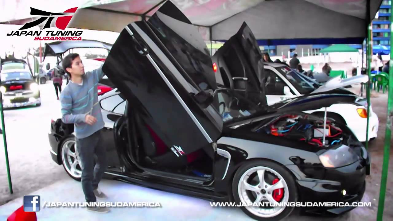 Hyundai Tiburon Instalacion Lambo Doors En Toda Sudamerica