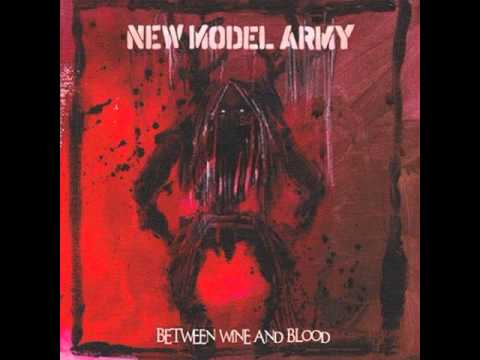 New Model Army -  Angry Planet