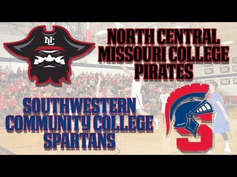 North Central Missouri College VS Southwestern Community College  Basketball (11-9-16)