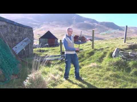 Shetland Fiddle Music - Da Ferry Reel