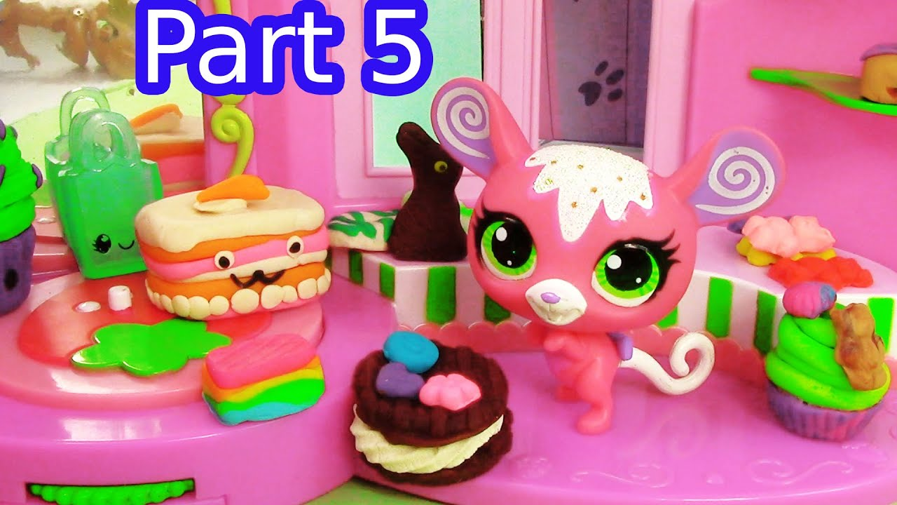 Lps Cake Shop Stop Diva Dahhhhling Littlest Pet Shop Lps Series