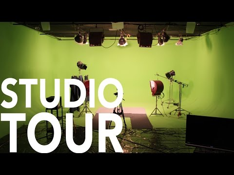AD-Venture Video Production Studio Tour