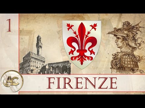Firenze #1 - Europa Universalis 4 Gameplay ITA
