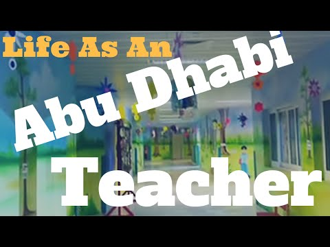 Life as an Abu Dhabi teacher