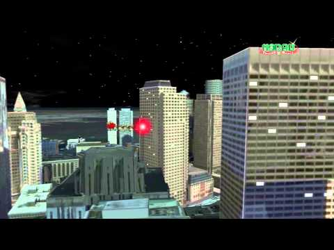 Babbo Natale, il video del NORAD e le polemiche per i caccia che scortano la slitta