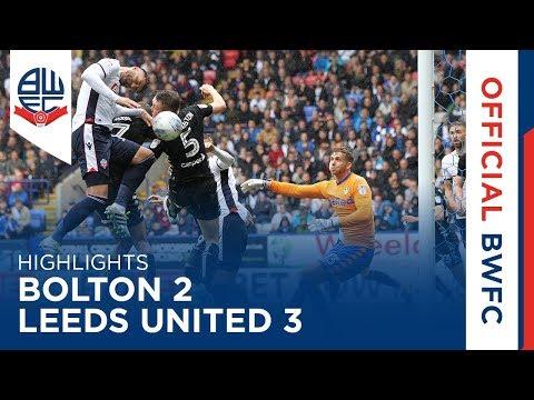 HIGHLIGHTS | Bolton 2-3 Leeds United