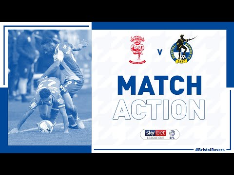 Lincoln Bristol Rovers Goals And Highlights
