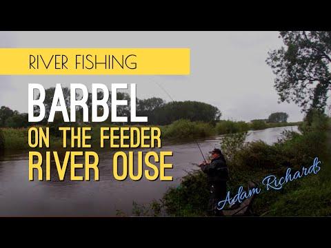 River Ouse Barbel Hunt - River Barbel Fishing