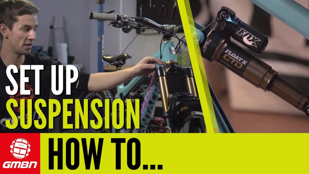 How To Set Up Your Mtb Suspension Suspension Setup