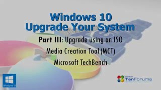 Upgrade your Windows 7 or Windows 8 System to Windows 10