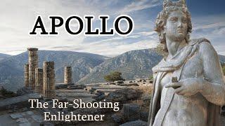 Apollo: The Far-Shooting God (Greek Mythology Explained)