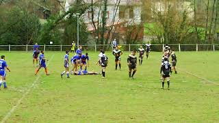 RUGBY A XIII   EXTRAIT 1  DU 18  02  08