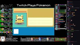 Twitch Plays Pokémon Anniversary Burning Red - Hour 164 to 165