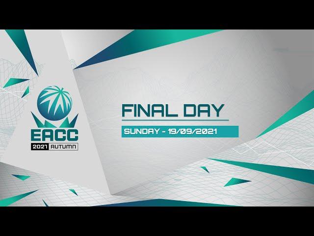 [LIVE] 19/09 | Vòng Chung Kết Giải đấu EACC Autumn 2021