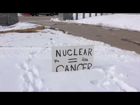 Fukushima news; the day Utah AML leukemia survivor killed the nuclear giant