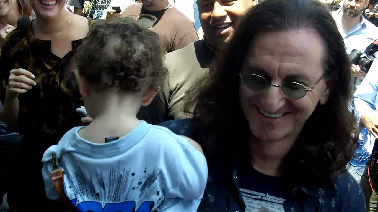 Geddy Lee Wife And Kids