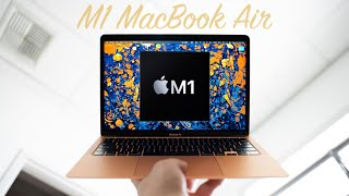 M1 MacBook Air Long-term Review - The PERFECT Laptop!