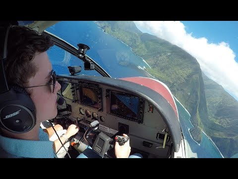 Learning How To Fly The Cessna Caravan