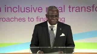 Closing remarks:  Kanayo F. Nwanze, President, IFAD
