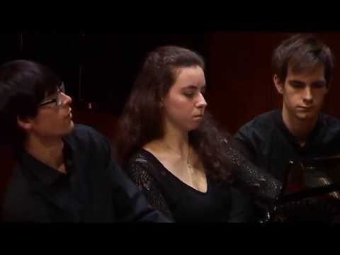 Brahms Hungarian Dances no. 4, 11, 12 and 16 - 4 hands