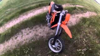 Storm Chasing - KTM 640 LC4 SM Thumbnail