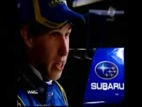 WRC Chris Atkinson explains anti roll bar