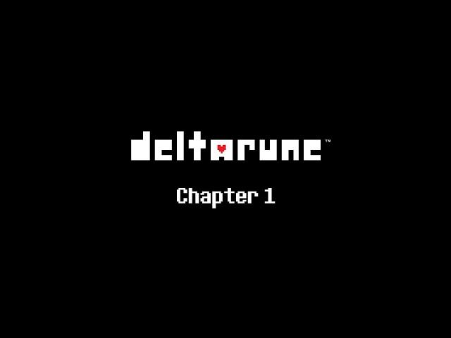 Deltarune OST: 9 - Lancer