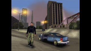 Прохождение Grand Theft Auto III на 100%, day 3
