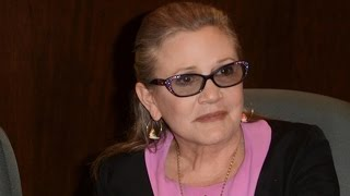 May The Force Be With You Carrie Fisher