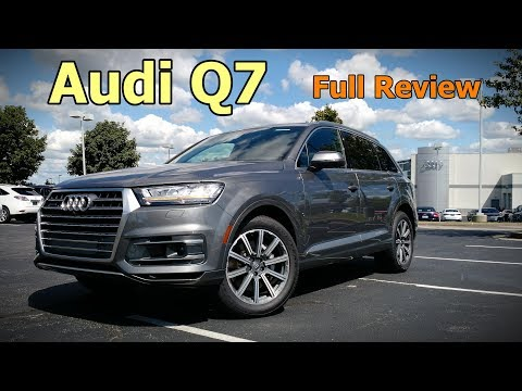 2018 Audi Q7: Full Review | Prestige, Premium Plus & Premium