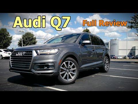 2018 Audi Q7: Full Review | Prestige, Premium Plus & Premium