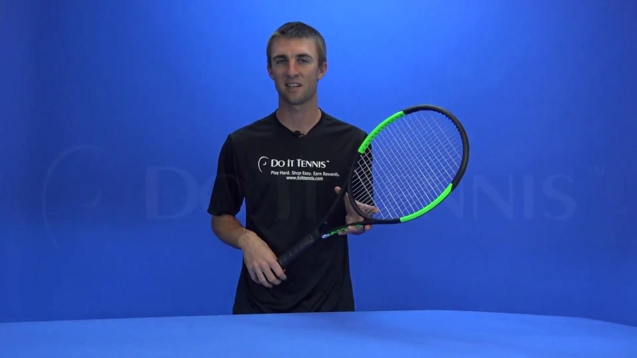 Wilson Blade 104 Review 2019 - Racquet Play