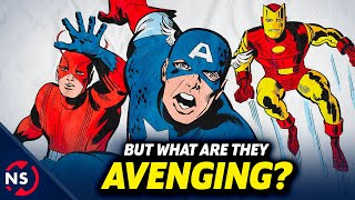 """Okay, but what are The Avengers even """"avenging"""" at this point?"""