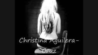 Christina Aguilera- Cruz