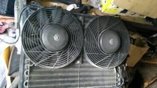 Работа вентилятора 2.6 201
