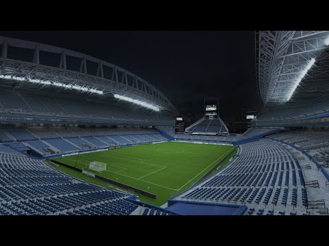 Fifa 16 Stadiums Preview,•CenturyLink Field - Seattle Sounders FC