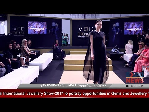 VOD DUBAI INTERNATIONAL JEWELLERY SHOW 2017 | Dubai World Trade Centre | Italian Exhibition Group