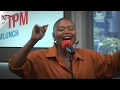 Zoe Modiga from The Voice live on KFM Lunch