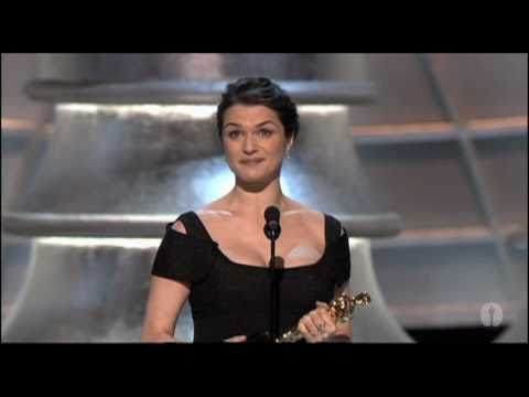 Rachel Weisz Wins Supporting Actress: 2006 Oscars