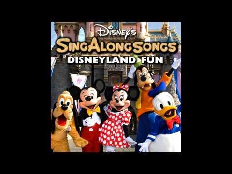 Disney's Sing Along Songs Disneyland Fun - Whistle While You Work 01