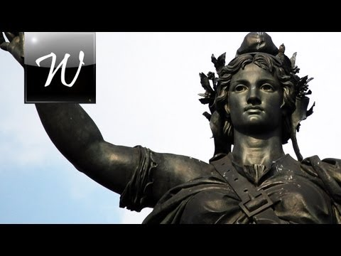 ◄ Republique Statue, Paris [HD] ►