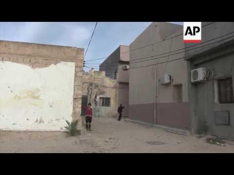Heavy gunfire, clashes in Libya capital