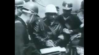 Спасательные работы в очаге ядерного поражения.