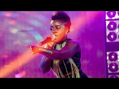 Kaakie - Performance @ Ghana Rocks 2014 | GhanaMusic.com Video