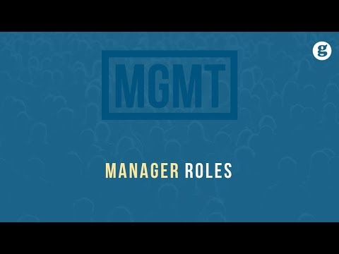 Manager Roles