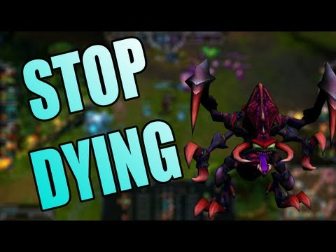 How to Prevent Your Deaths in League of Legends